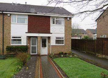 Thumbnail 2 bed end terrace house for sale in Stourton Close, Walmley
