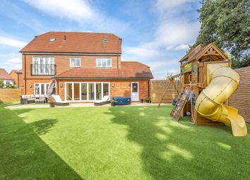 Curlew Grove, Camberley GU17. 6 bed detached house