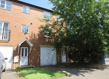 Thumbnail 3 bed terraced house to rent in Bellway Close, Kettering