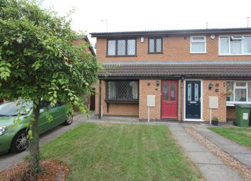 Thumbnail 3 bed semi-detached house to rent in Cadle Close, Stoney Stanton, Leicester