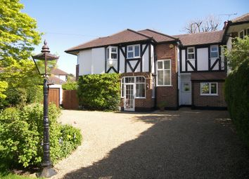 Thumbnail 4 bed property to rent in School Lane, Fetcham, Leatherhead