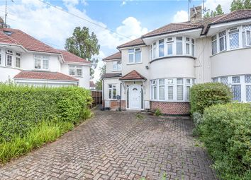 Thumbnail 2 bed flat to rent in South Close, Village Way, Pinner, Middlesex