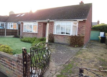 Thumbnail 2 bed detached bungalow for sale in Mill Road, Ullesthorpe, Lutterworth
