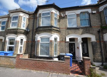 Thumbnail 5 bed terraced house for sale in Regent Road, Lowestoft