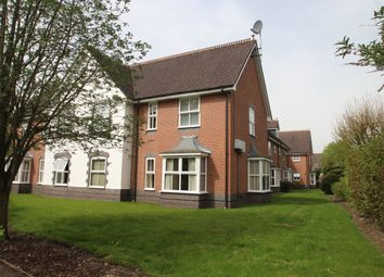 Thumbnail 2 bed flat for sale in Foundry House, Kennet Way, Hungerford