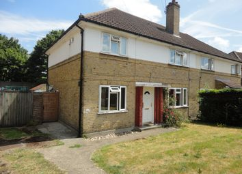 Thumbnail 3 bed maisonette for sale in Wheatley Road, Isleworth, Middlesex
