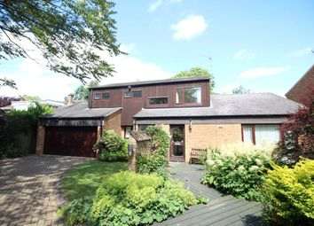Thumbnail 4 bed detached house for sale in St. James's Close, Burbage, Hinckley