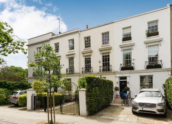 Thumbnail 4 bed terraced house for sale in Chepstow Crescent, Notting Hill, London