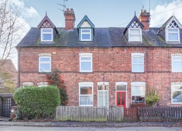 Thumbnail 2 bed terraced house for sale in Sileby Road, Loughborough