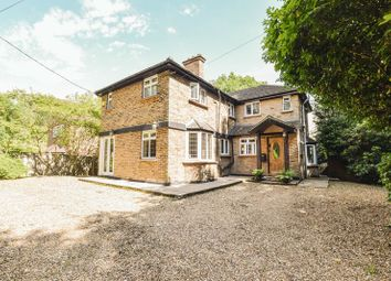 Thumbnail 4 bed detached house to rent in Badgers Road, Badgers Mount, Sevenoaks
