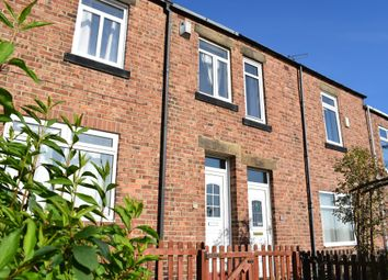 Thumbnail 2 bed terraced house for sale in West View, Earsdon, Whitley Bay