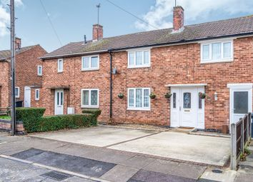 Thumbnail 3 bed terraced house for sale in Allenwood Road, Eyres Monsell, Leicester