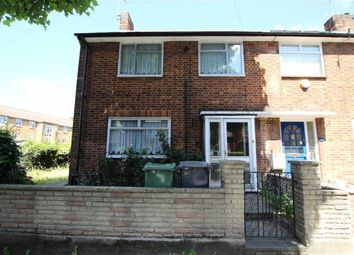 Thumbnail 3 bedroom end terrace house for sale in Chewton Road, Walthamstow, London