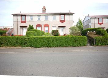 Thumbnail 1 bed flat for sale in Onslow Road, Clydebank
