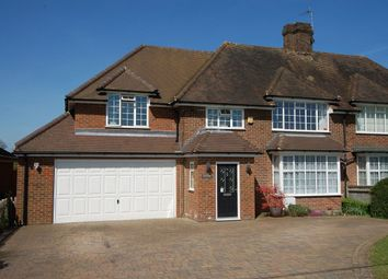 Thumbnail 4 bed semi-detached house for sale in Picts Lane, Princes Risborough