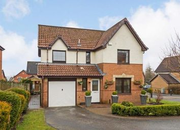 Thumbnail 4 bed detached house for sale in Belleisle Drive, Cumbernauld, Glasgow, North Lanarkshire