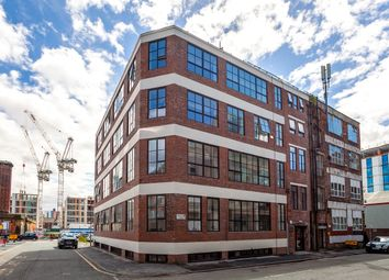 Thumbnail 2 bed flat for sale in Mason Street, Manchester