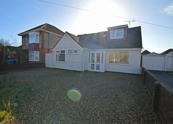 Thumbnail 5 bed semi-detached bungalow to rent in Mossley Avenue, Poole, Dorset