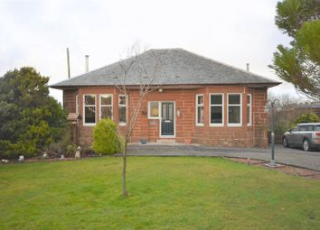 Thumbnail 4 bed detached bungalow for sale in Coalhall, Ayr