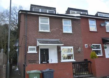 Thumbnail 3 bed end terrace house for sale in Chatsworth Close, Alfreton