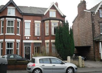 Thumbnail 4 bedroom semi-detached house to rent in Aubrey Road, Withington, Manchester
