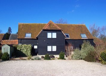 Thumbnail 5 bed barn conversion to rent in Manor Road, Towersey, Thame