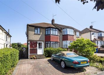 Thumbnail 3 bed semi-detached house for sale in Linthorpe Road, Cockfosters, Hertfordshire