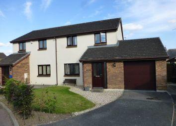 Thumbnail 3 bedroom property to rent in Llys Y Felin, Bancyfelin, Carmarthen