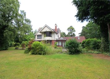 Thumbnail 4 bed detached house for sale in Branksome Park, Poole, Dorset