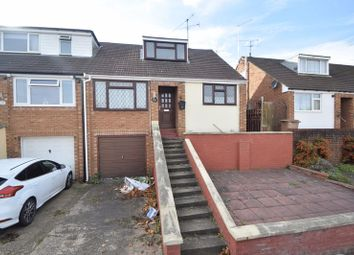 Thumbnail 3 bedroom semi-detached house for sale in Saywell Road, Luton