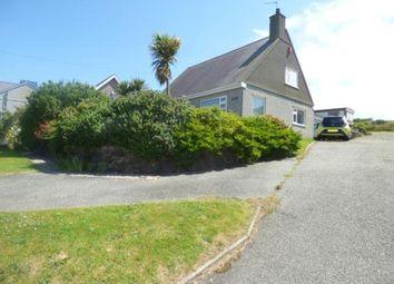 Thumbnail 3 bed bungalow for sale in Pistyll, Pwllheli, ., Gwynedd