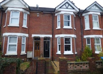 Thumbnail 3 bedroom terraced house for sale in Charlton Road, Shirley, Southampton
