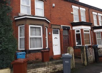 Thumbnail 4 bedroom property to rent in Ashfield Road, Longsight, Manchester