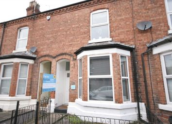 Thumbnail 4 bed terraced house to rent in Gladstone Avenue, Chester