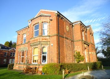 Thumbnail 2 bed flat to rent in Torkington Manor, Torkington Road, Hazel Grove