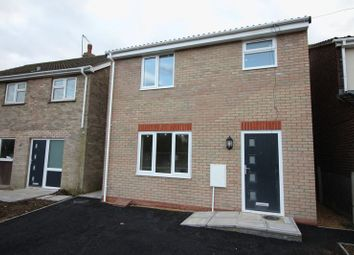 Thumbnail 3 bed detached house to rent in Fen Lane, Sawtry, Huntingdon