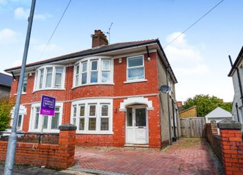 Thumbnail 3 bed semi-detached house for sale in Pum Erw Road, Heath