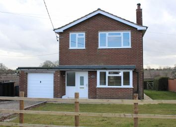 Thumbnail 3 bed detached house to rent in Field, Uttoxeter