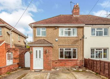 Thumbnail 3 bed semi-detached house for sale in Manor Road, Windsor