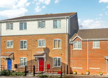 Thumbnail 4 bed terraced house for sale in Moonstone Square, Sittingbourne, Kent