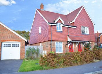 Thumbnail 2 bed semi-detached house for sale in Rolling Mill, Maresfield, Uckfield