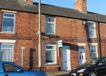 Thumbnail 2 bed terraced house for sale in Lincoln Street, Newark