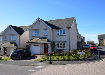 Thumbnail 4 bed detached house for sale in West Myrescroft, Ancrum, Jedburgh