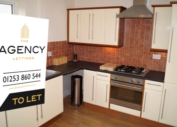 Thumbnail 2 bed terraced house to rent in Longton Avenue, Thornton-Cleveleys