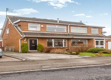 Thumbnail 3 bed semi-detached house for sale in Angel Close, Dukinfield