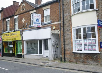 Thumbnail Retail premises to let in Cheap Steet, Newbury