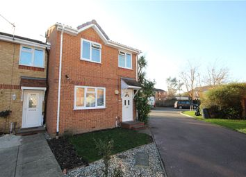 3 bed end terrace house for sale in Redford Close, Feltham, Surrey TW13