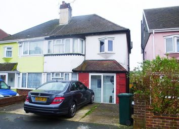 Thumbnail 3 bed property to rent in Mile Oak Gardens, Portslade, Brighton