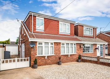 Thumbnail 3 bed semi-detached house for sale in Constable Close, Sproatley, Hull