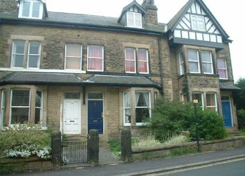 Thumbnail 2 bed flat to rent in East Park Road, Harrogate